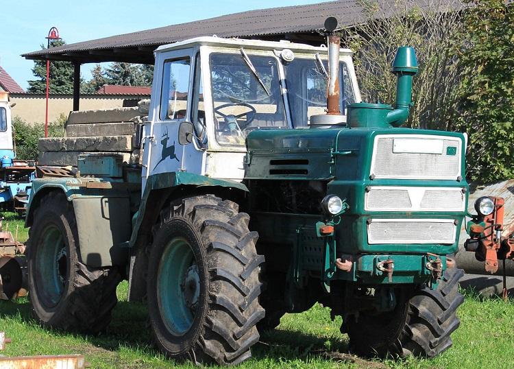 Модель трактора Т 150